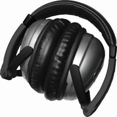 Maxell Maxell Noise-Cancellation Headphones Black - Maxell Headphones & Speakers