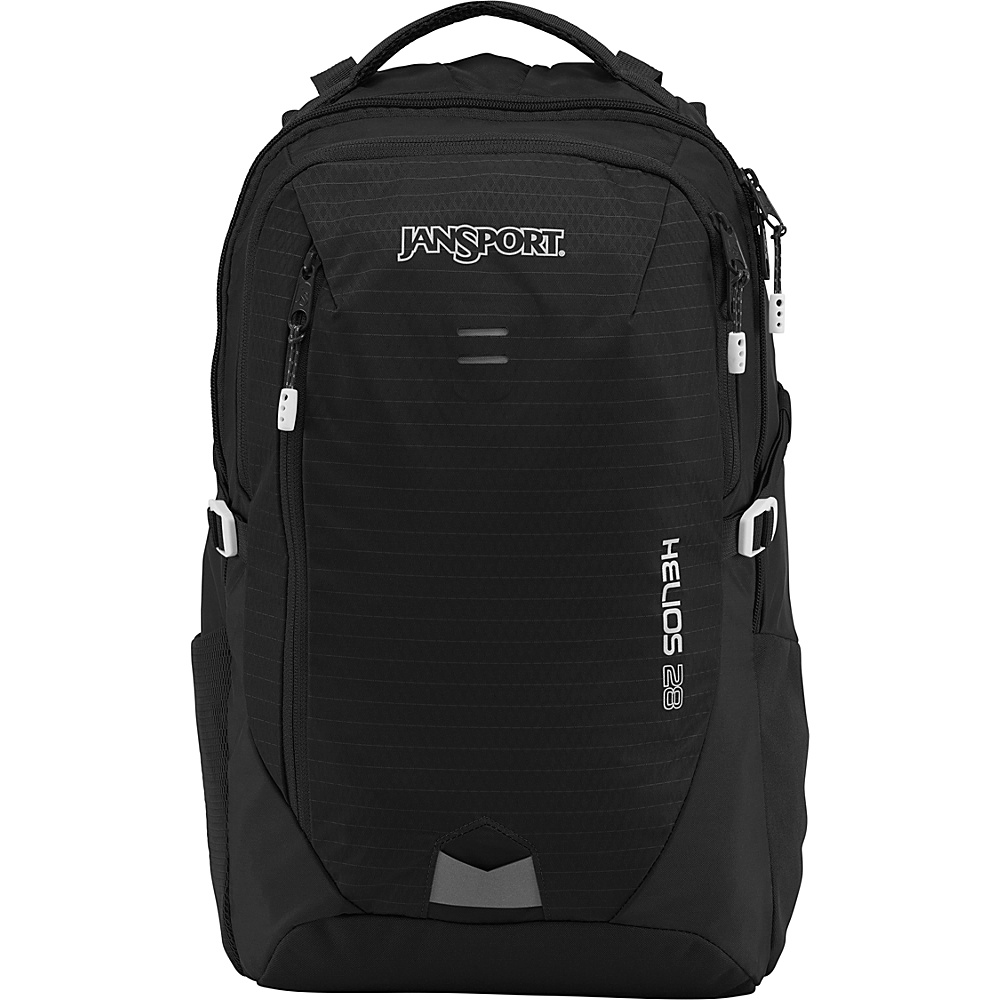 JanSport Helios 28 Laptop Backpack Black - JanSport Laptop Backpacks