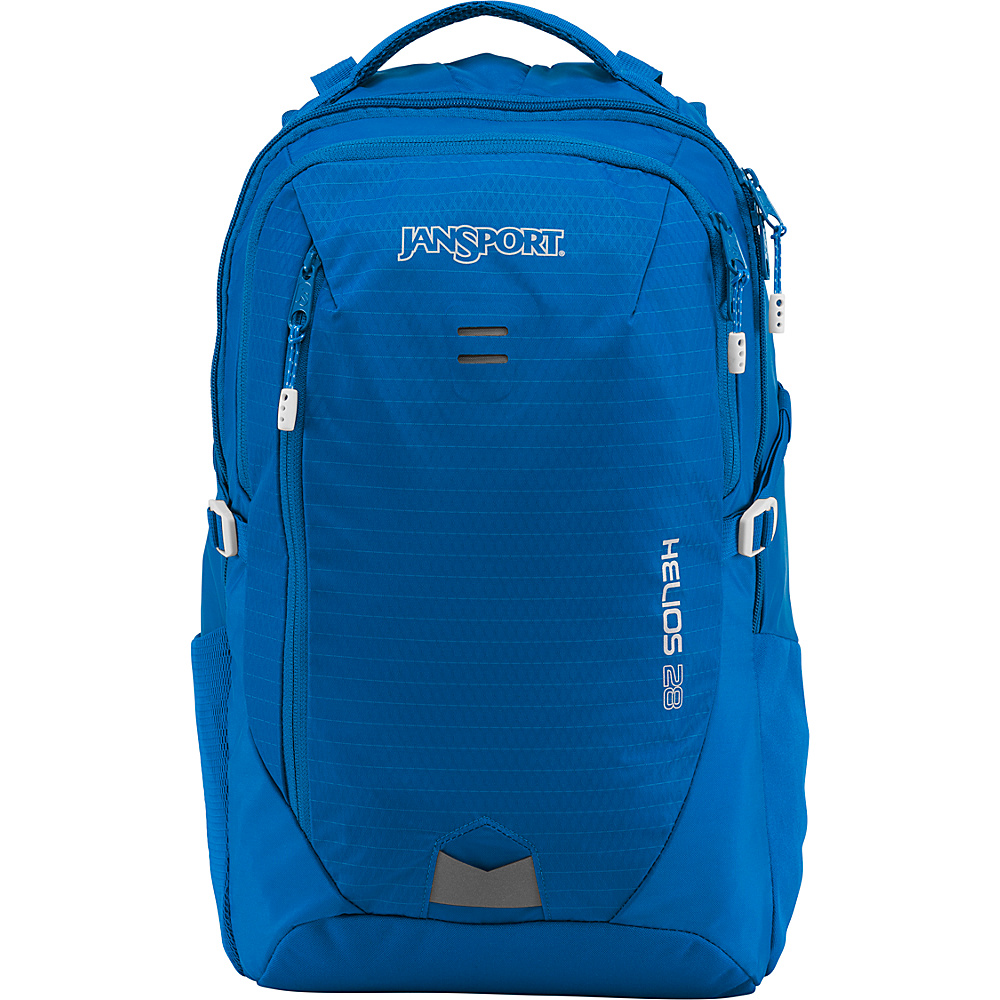 JanSport Helios 28 Laptop Backpack Stellar Blue - JanSport Laptop Backpacks