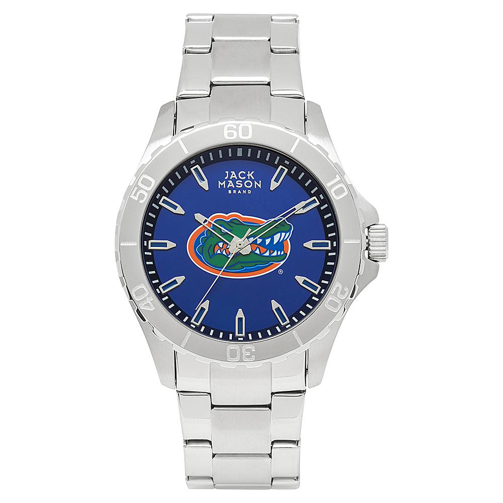 Jack Mason League NCAA Team Color Dial Bracelet Watch Florida Gators - Jack Mason League Watches - Fashion Accessories, Watches