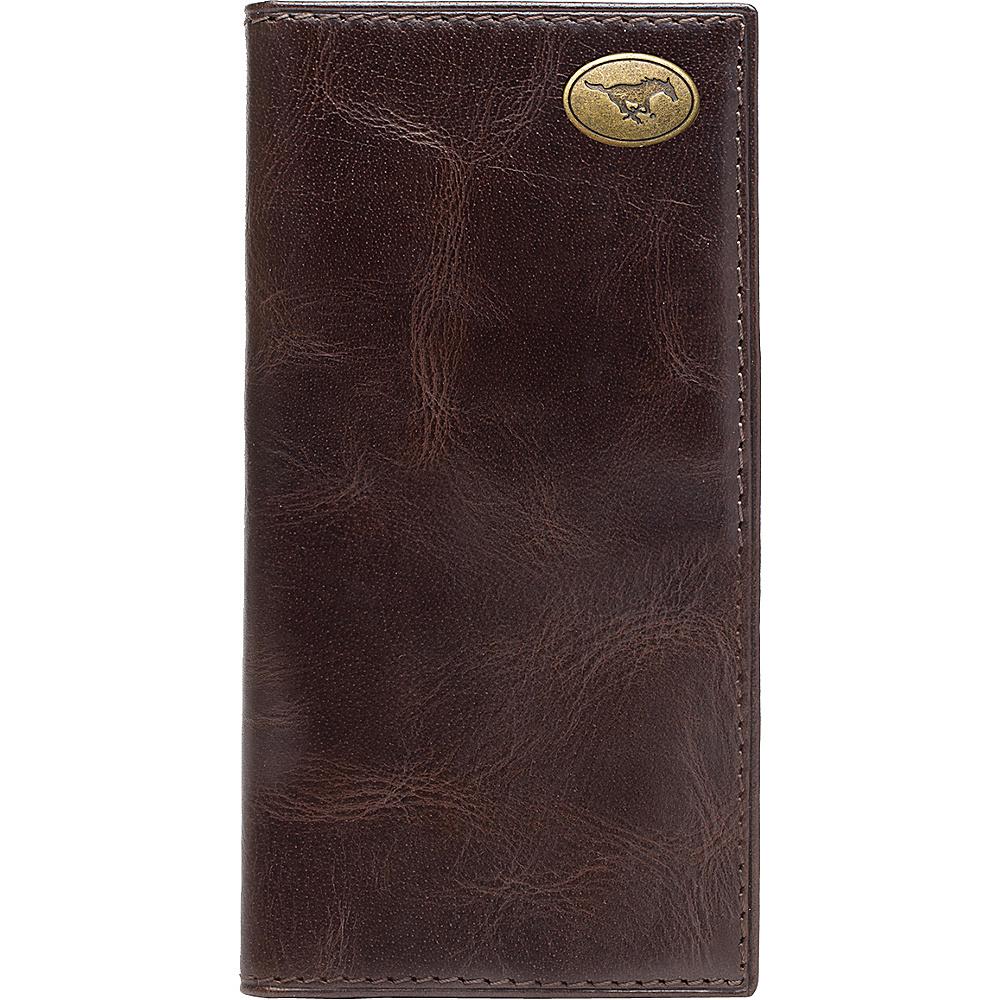 Jack Mason League NCAA Legacy Tall Wallet SMU Mustangs - Jack Mason League Mens Wallets - Work Bags & Briefcases, Men's Wallets