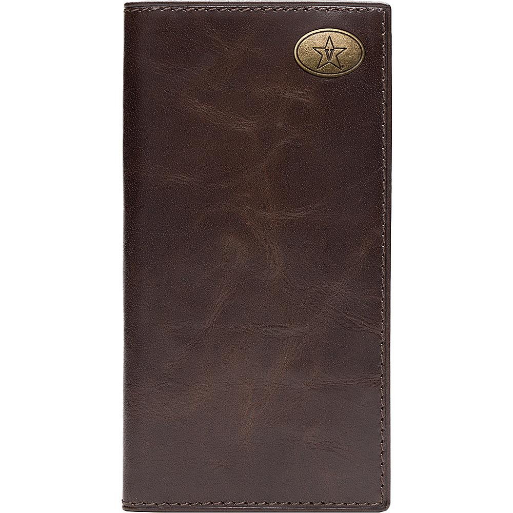 Jack Mason League NCAA Legacy Tall Wallet Vanderbilt Commodores - Jack Mason League Mens Wallets - Work Bags & Briefcases, Men's Wallets