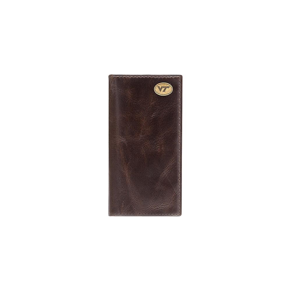 Jack Mason League NCAA Legacy Tall Wallet Virginia Tech Hokies - Jack Mason League Mens Wallets - Work Bags & Briefcases, Men's Wallets