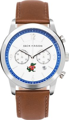 Jack Mason League NCAA Leather Chronograph Watch Florida Gators - Jack Mason League Watches