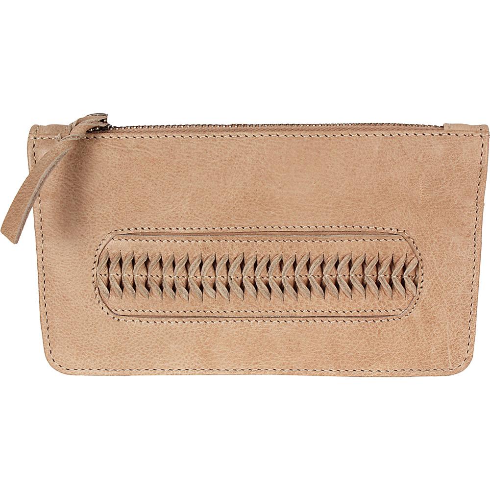 Latico Leathers Tyra Wallet Oat - Latico Leathers Leather Handbags - Handbags, Leather Handbags