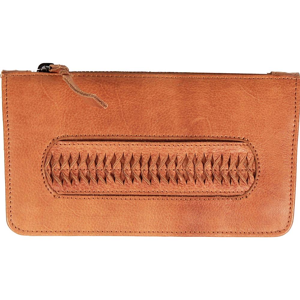 Latico Leathers Tyra Wallet Tan - Latico Leathers Leather Handbags - Handbags, Leather Handbags