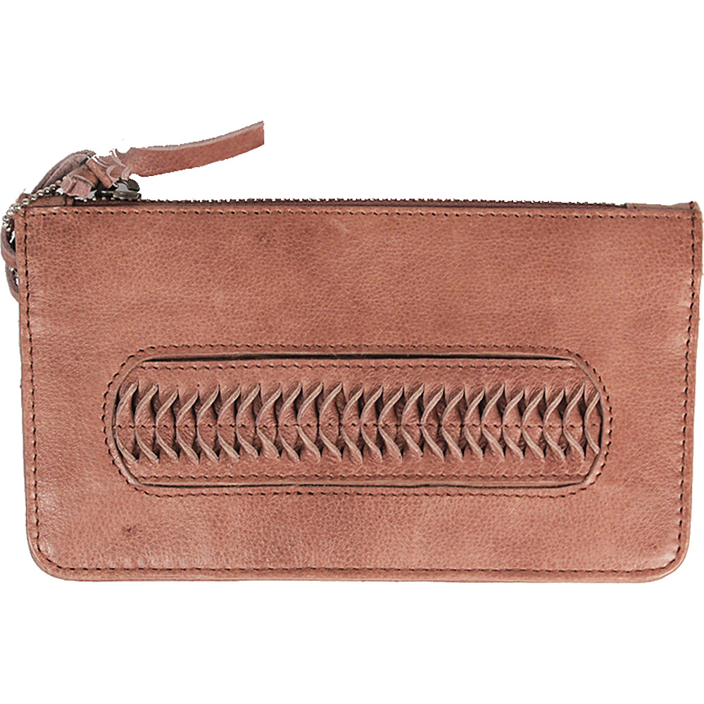 Latico Leathers Tyra Wallet Taupe - Latico Leathers Leather Handbags - Handbags, Leather Handbags