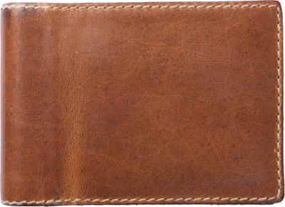 Nomad Mens Leather Bi-Fold Charging Wallet Rustic Brown - Nomad Men's Wallets