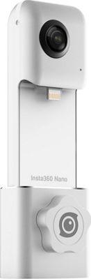 Insta360 Mount Base for Nano Silver - Insta360 Camera Accessories