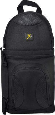 XIT Camera/Video Sling Style Shoulder Bag Black - XIT Cam...