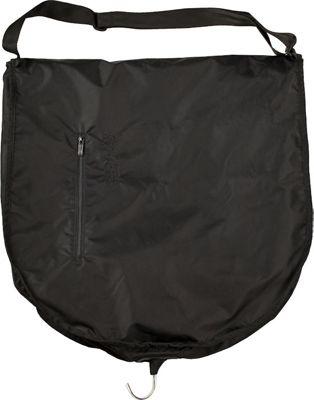 Genius Pack Weekender Garment Carrier Black - Genius Pack Garment Bags