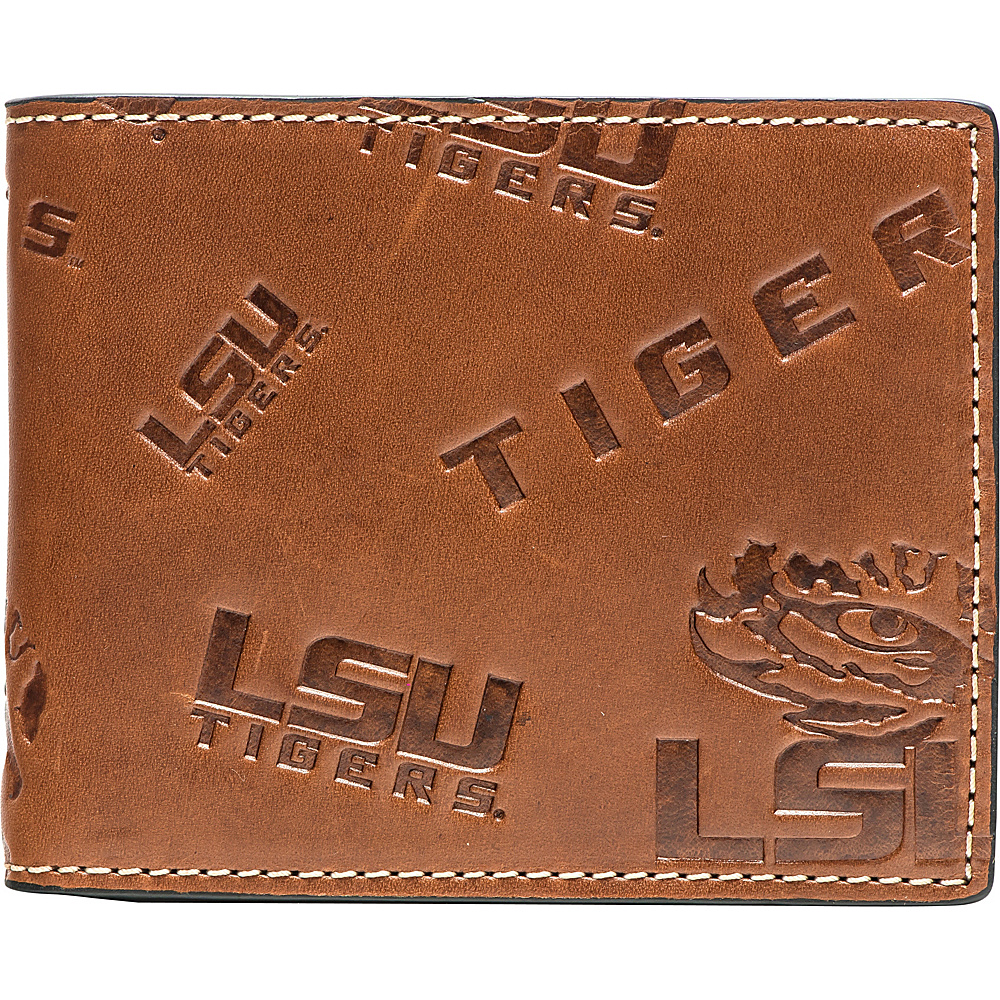 Jack Mason League NCAA Sideline Traveler Wallet LSU - Jack Mason League Mens Wallets - Work Bags & Briefcases, Men's Wallets