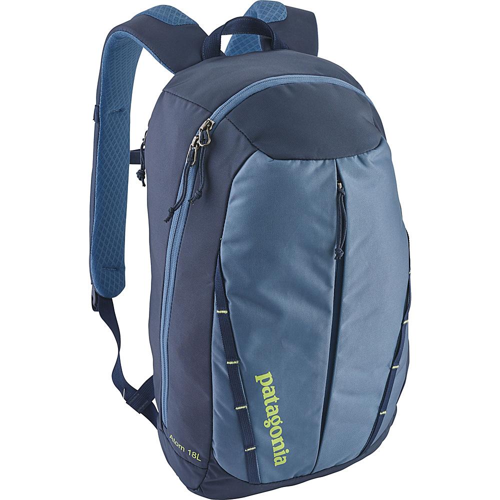 Patagonia Atom Pack 18L Dolomite Blue - Patagonia Laptop Backpacks - Backpacks, Laptop Backpacks