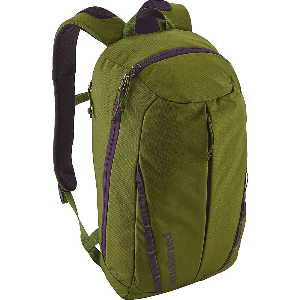 Patagonia Atom Pack 18L Sprouted Green - Patagonia Laptop Backpacks - Backpacks, Laptop Backpacks