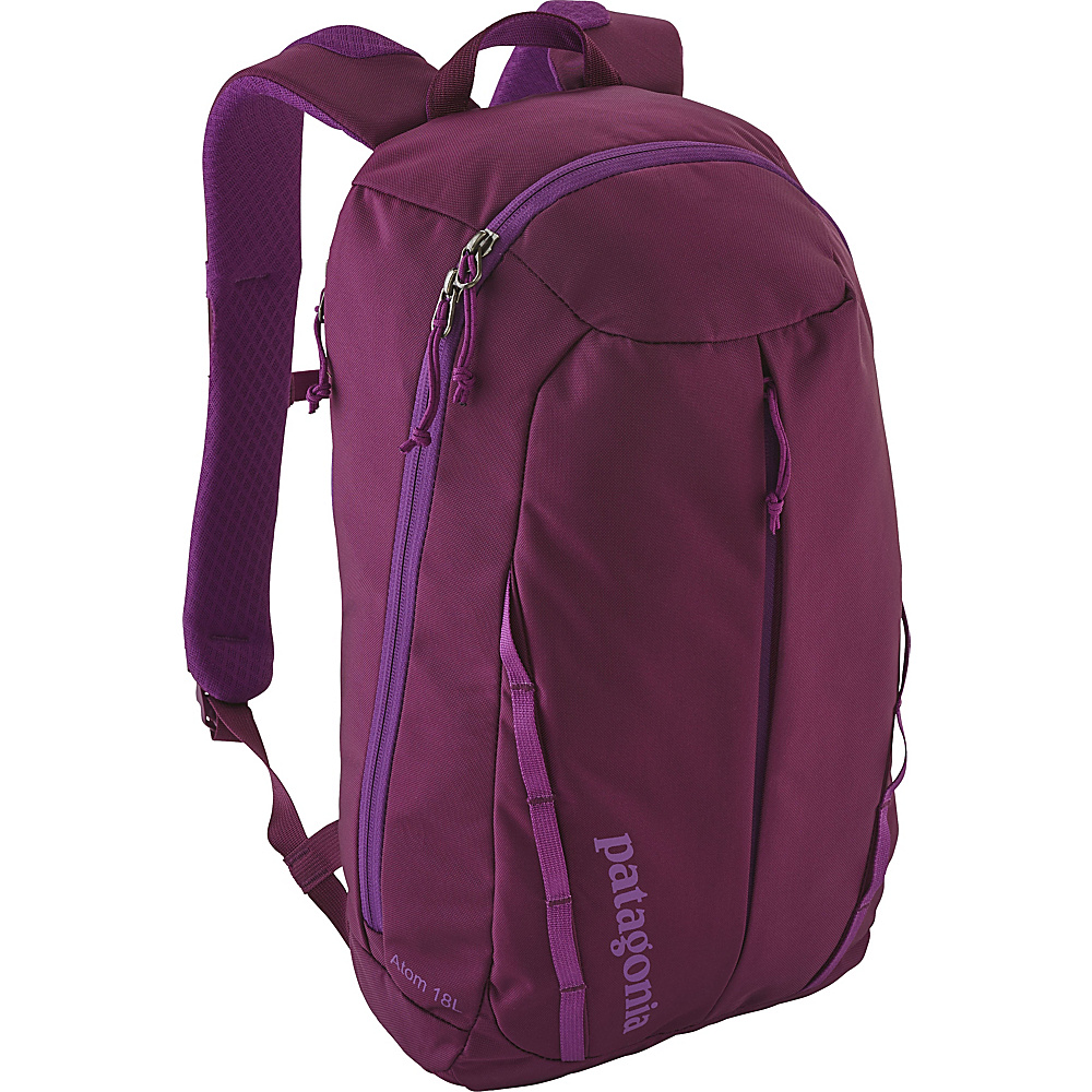 Patagonia Atom Pack 18L Geode Purple - Patagonia Laptop Backpacks - Backpacks, Laptop Backpacks