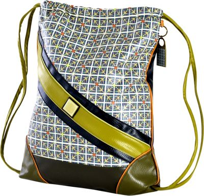 Inky & Bozko Day Tripper Sling Sack Day Tripper - Inky & Bozko School & Day Hiking Backpacks