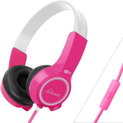 MEE Audio KidJamz Plus Safe Listening Headphones for Kids Pink - MEE Audio Headphones & Speakers