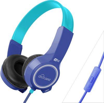 MEE Audio KidJamz Plus Safe Listening Headphones for Kids Blue - MEE Audio Headphones & Speakers