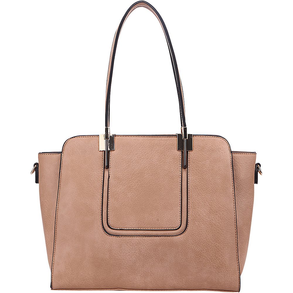 MKF Collection by Mia K. Farrow Susan Shoulder Bag Apricot - MKF Collection by Mia K. Farrow Gym Bags - Sports, Gym Bags