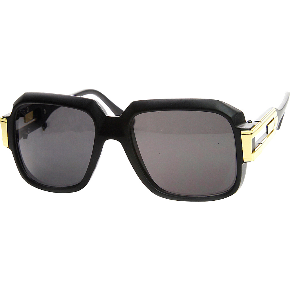 SW Global Abby Square Fashion Sunglasses Black-gold - SW Global Eyewear - Fashion Accessories, Eyewear