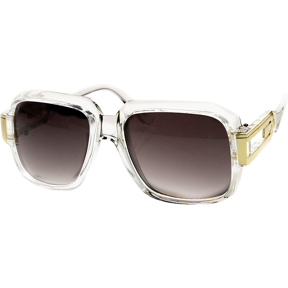 SW Global Abby Square Fashion Sunglasses Clear - SW Global Eyewear - Fashion Accessories, Eyewear