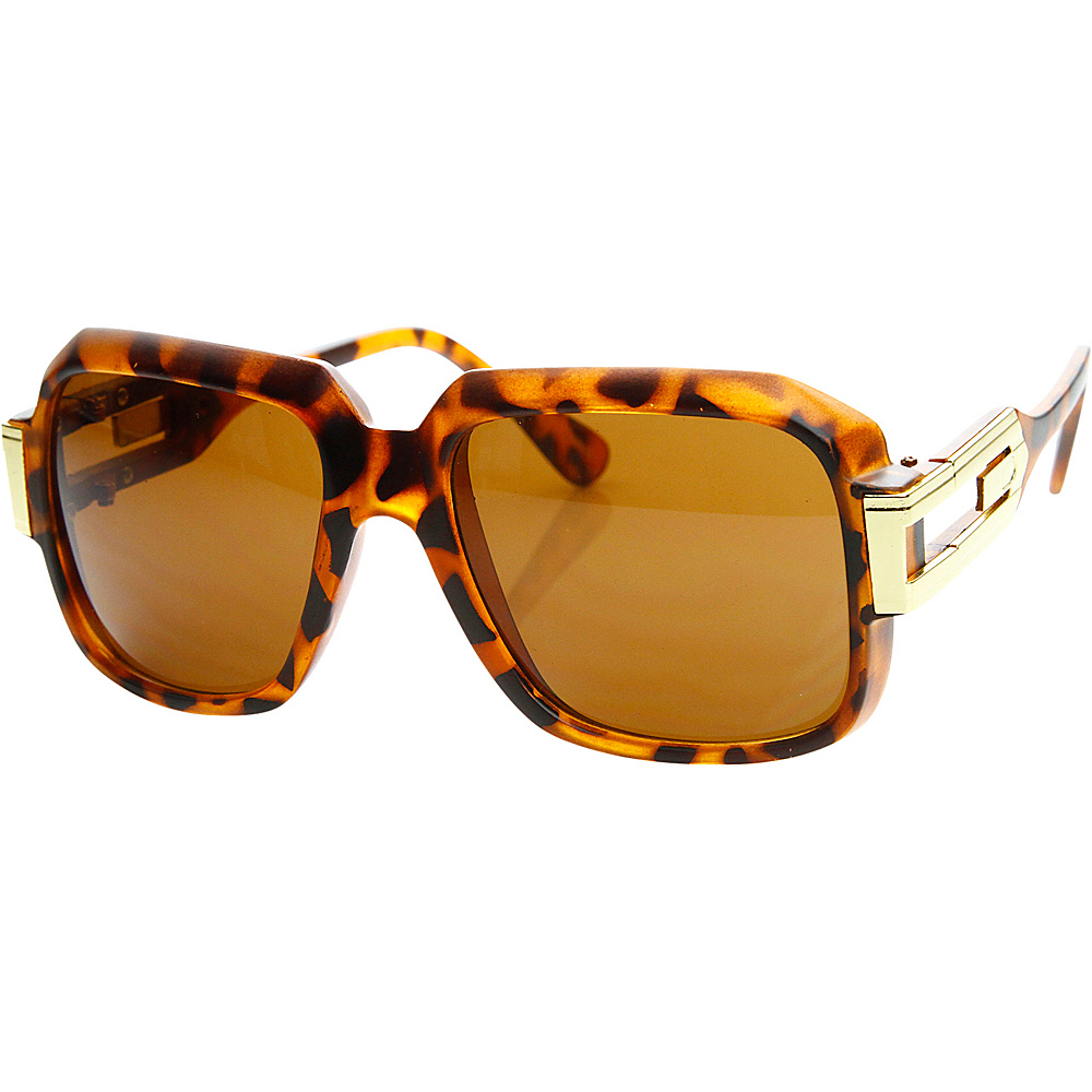 SW Global Abby Square Fashion Sunglasses Leopard - SW Global Eyewear - Fashion Accessories, Eyewear