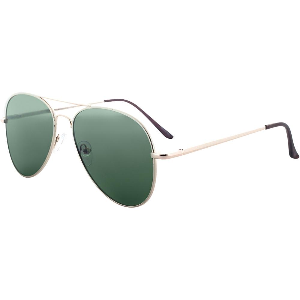 SW Global Ultra Light Weight Sport Aviator UV400 Sunglasses Green - SW Global Eyewear - Fashion Accessories, Eyewear