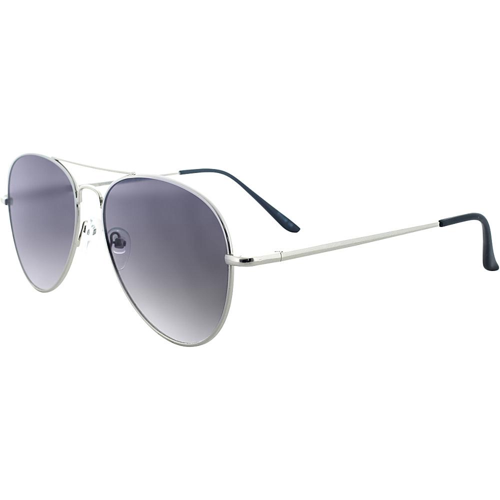 SW Global Ultra Light Weight Sport Aviator UV400 Sunglasses Silver Purple - SW Global Eyewear - Fashion Accessories, Eyewear