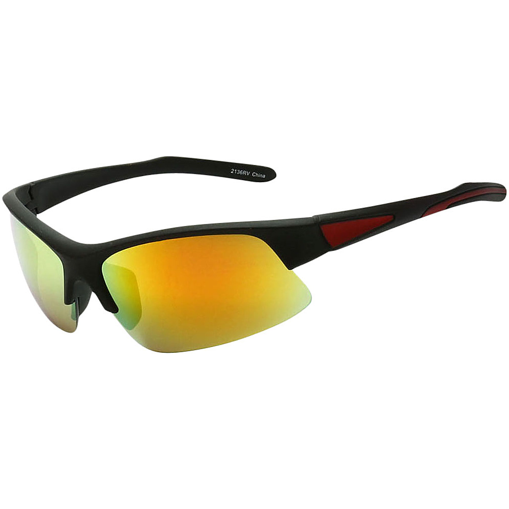 SW Global Cycling Sport Sunglasses Orange - SW Global Eyewear - Fashion Accessories, Eyewear