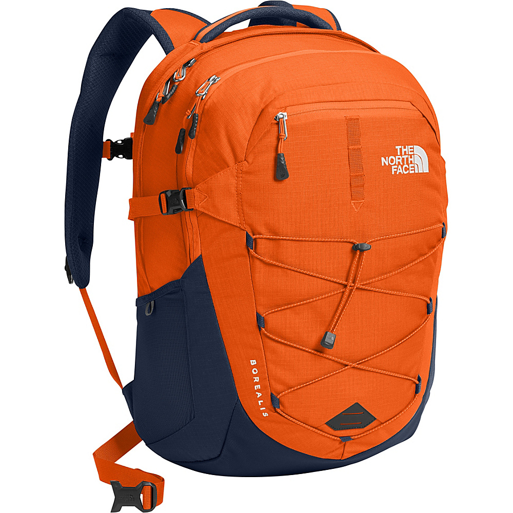The North Face Borealis Laptop Backpack 15- Sale Colors Persian Orange - The North Face Business & Laptop Backpacks - Backpacks, Business & Laptop Backpacks