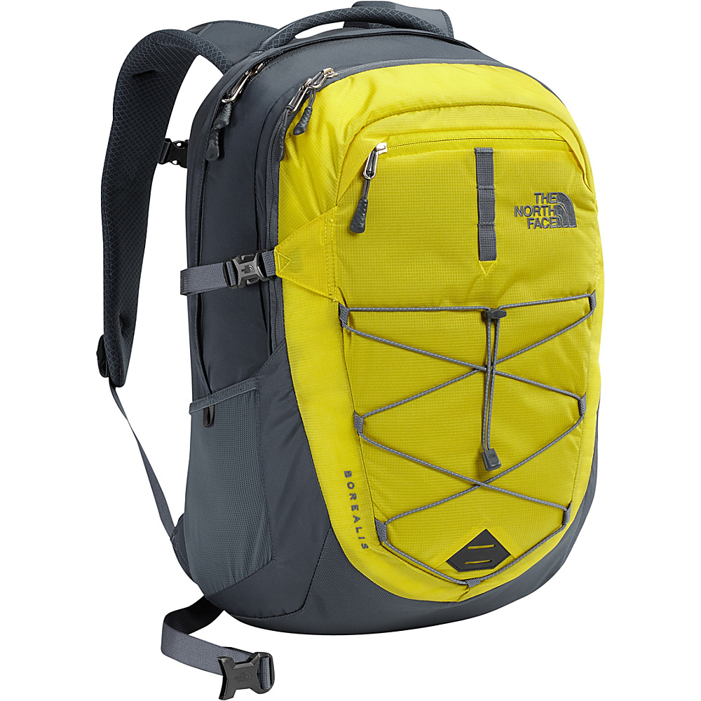 The North Face Borealis Laptop Backpack 15- Sale Colors Acid Yellow/Turbulence Grey - The North Face Business & Laptop Backpacks - Backpacks, Business & Laptop Backpacks