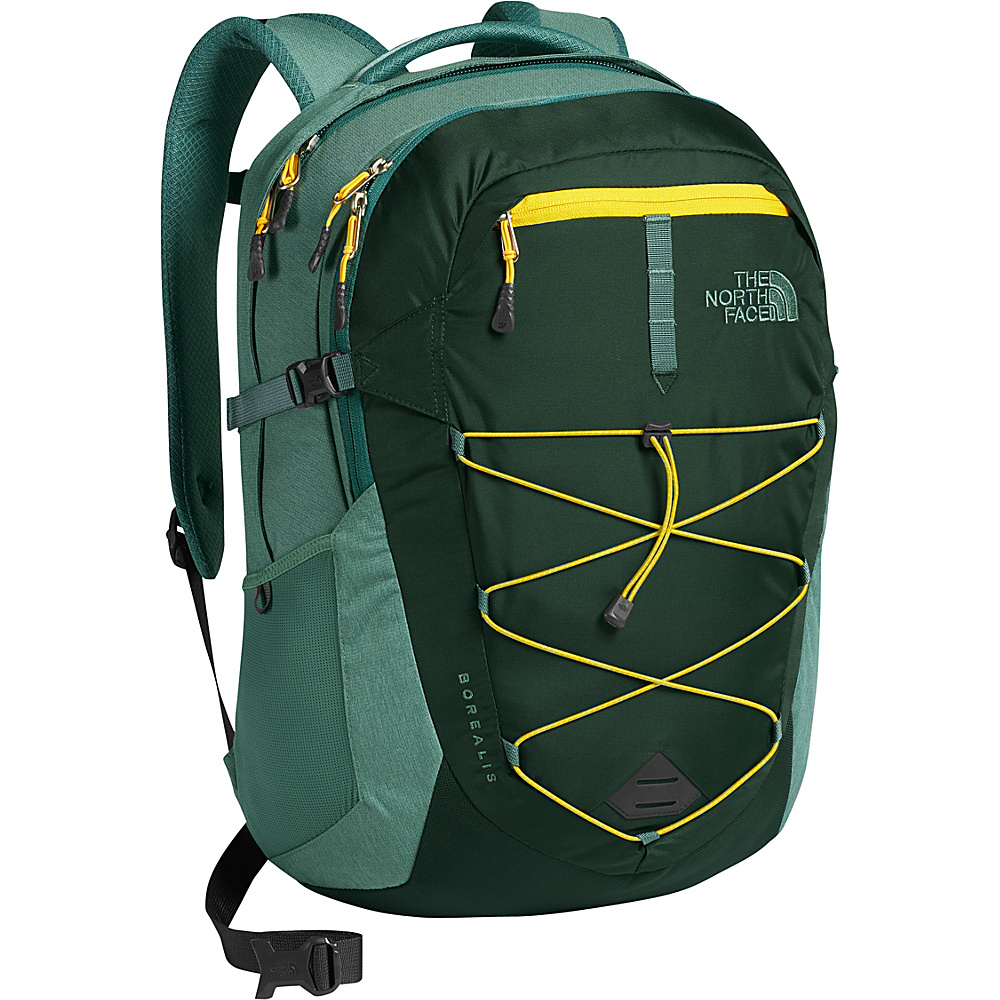 The North Face Borealis Laptop Backpack 15- Sale Colors Darkest Spruce - The North Face Business & Laptop Backpacks - Backpacks, Business & Laptop Backpacks