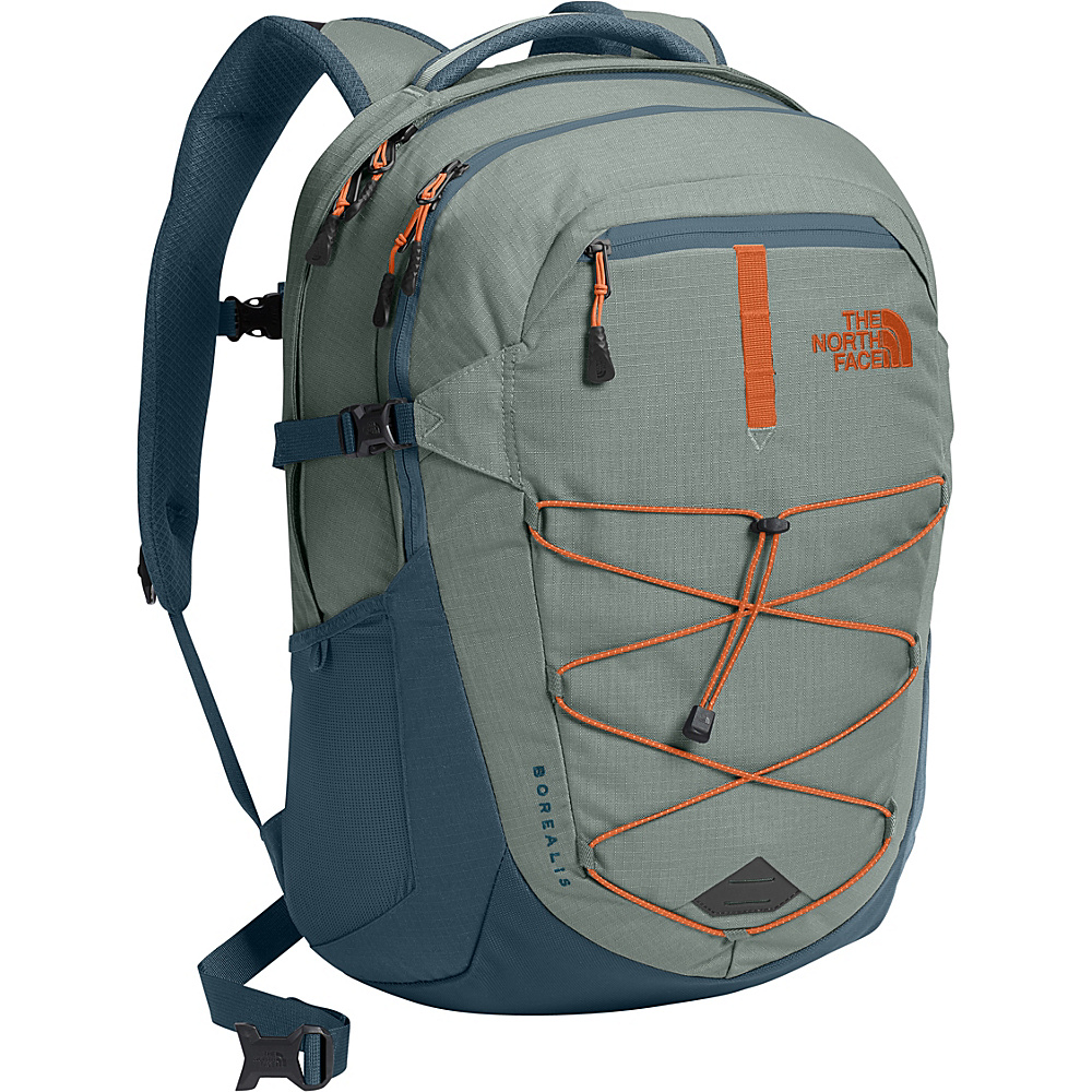 The North Face Borealis Laptop Backpack 15- Sale Colors Sedona Sage - The North Face Business & Laptop Backpacks - Backpacks, Business & Laptop Backpacks