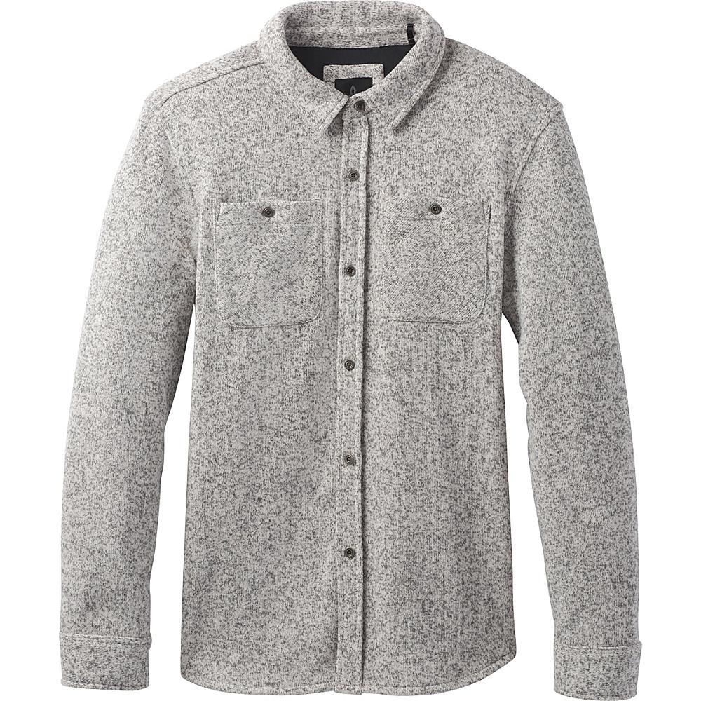 PrAna Everton Long Sleeve Flannel L - Winter - PrAna Mens Apparel - Apparel & Footwear, Men's Apparel