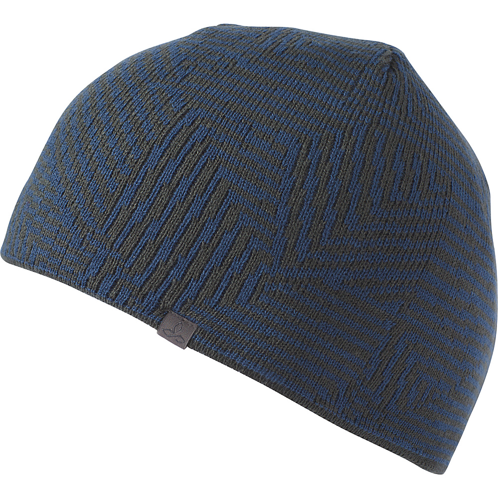 PrAna Hardwell Beanie One Size - Dusk Blue - PrAna Hats - Fashion Accessories, Hats