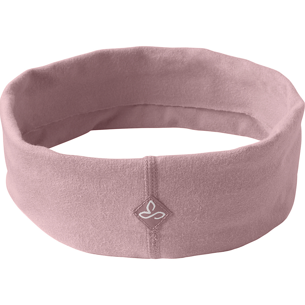 PrAna Womens Organic Headband One Size - Blushed - PrAna Hats - Fashion Accessories, Hats