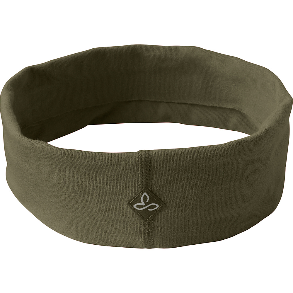 PrAna Womens Organic Headband One Size - Cargo Green - PrAna Hats - Fashion Accessories, Hats