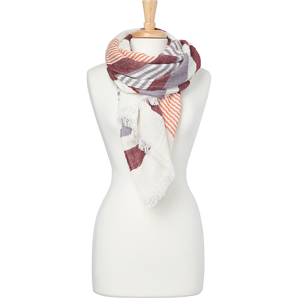 PrAna Flora Scarf Cayenne - PrAna Scarves - Fashion Accessories, Scarves