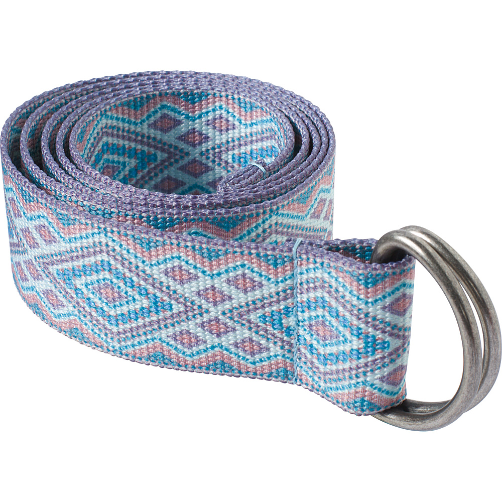 PrAna Fiesta Belt M/L - Arctic Stone - PrAna Belts - Fashion Accessories, Belts