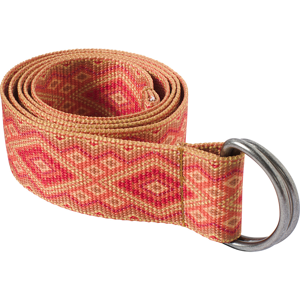 PrAna Fiesta Belt XS/S - Cayenne - PrAna Belts - Fashion Accessories, Belts