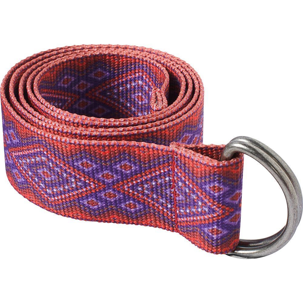 PrAna Fiesta Belt M/L - Dusty Amethyst - PrAna Belts - Fashion Accessories, Belts