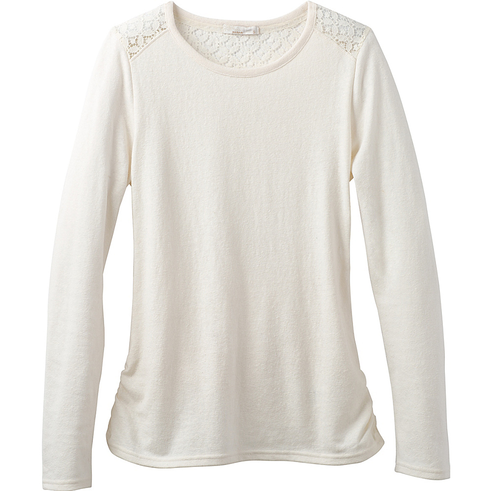 PrAna Isadora Ballet Neck Shirt L - Winter - PrAna Womens Apparel - Apparel & Footwear, Women's Apparel