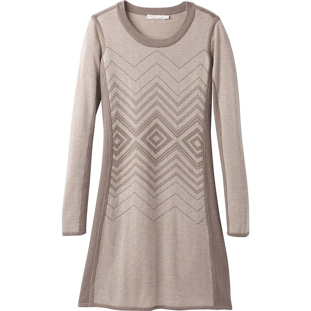 PrAna Delia Dress S - Stone - PrAna Womens Apparel - Apparel & Footwear, Women's Apparel