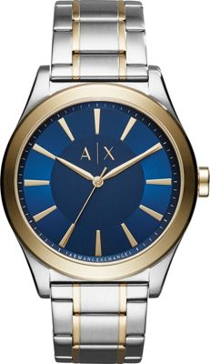 A/X Armani Exchange A/X Armani Exchange Dress Watch Two-tone - A/X Armani Exchange Watches