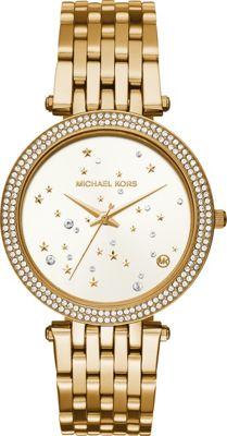 Michael Kors Watches Darci Three-Hand Watch Gold - Michael Kors Watches Watches