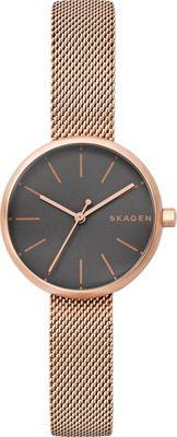 Skagen Signatur Watch Rose Gold - Skagen Watches