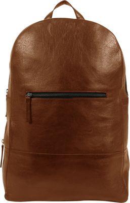 Still Nordic Clean XL Laptop Backpack Cognac - Still Nordic Laptop Backpacks