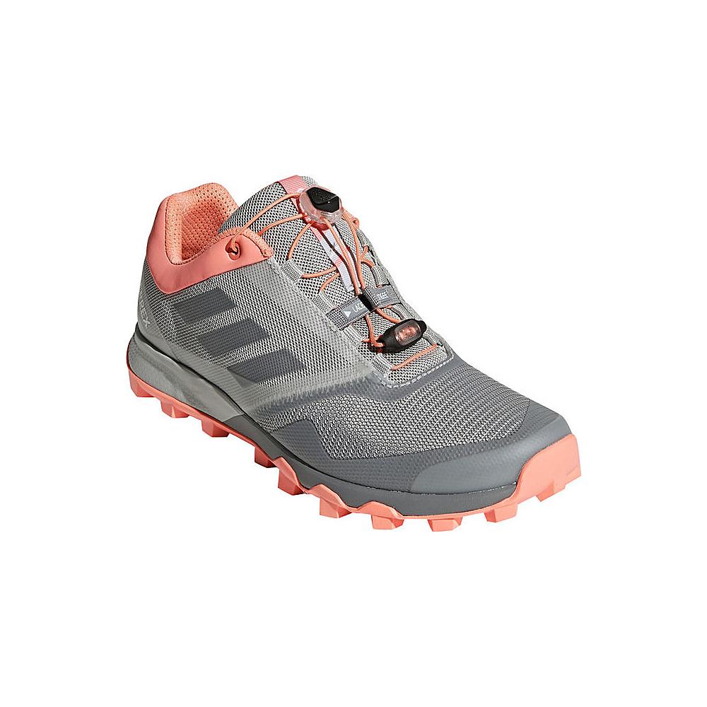 adidas outdoor Womens Terrex Trailmaker Shoe 7 - Grey Three/Grey Three/Chalk Coral - adidas outdoor Womens Footwear - Apparel & Footwear, Women's Footwear