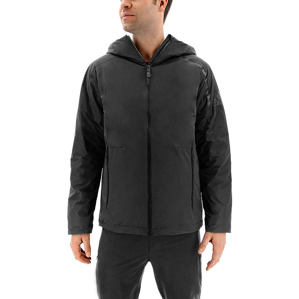 adidas outdoor Mens ZNE Jacket M - Black - adidas outdoor Mens Apparel - Apparel & Footwear, Men's Apparel
