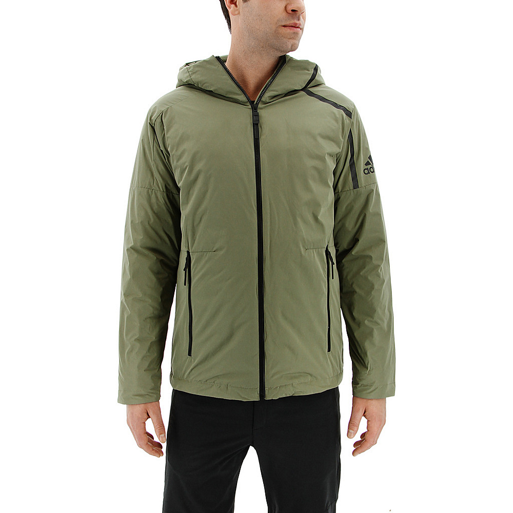 adidas outdoor Mens ZNE Jacket L - Trace Cargo - adidas outdoor Mens Apparel - Apparel & Footwear, Men's Apparel